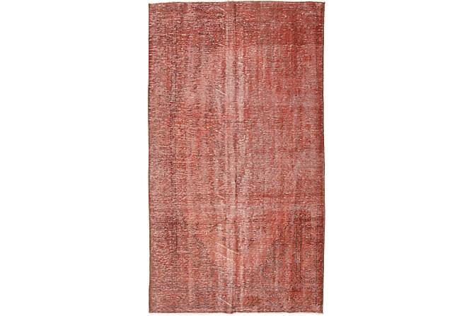 COLORED VINTAGE Patchworkmatta 143x256 Röd - Möbler & Inredning - Mattor - Patchwork mattor