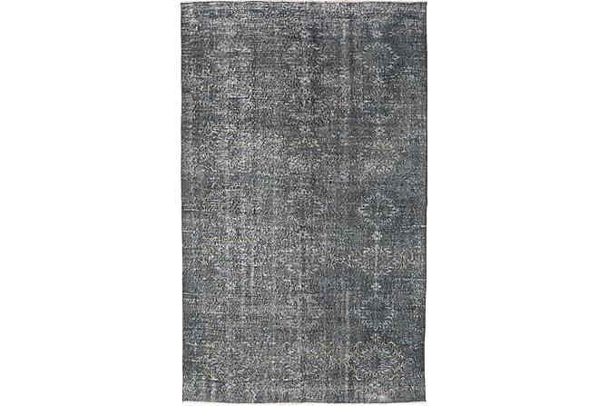 COLORED VINTAGE Patchworkmatta 160x260 Stor Grå - Möbler & Inredning - Mattor - Patchwork mattor