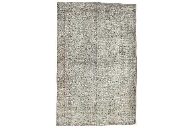 COLORED VINTAGE Patchworkmatta 162x249 Stor Beige/Grå - Inomhus - Mattor - Patchwork mattor