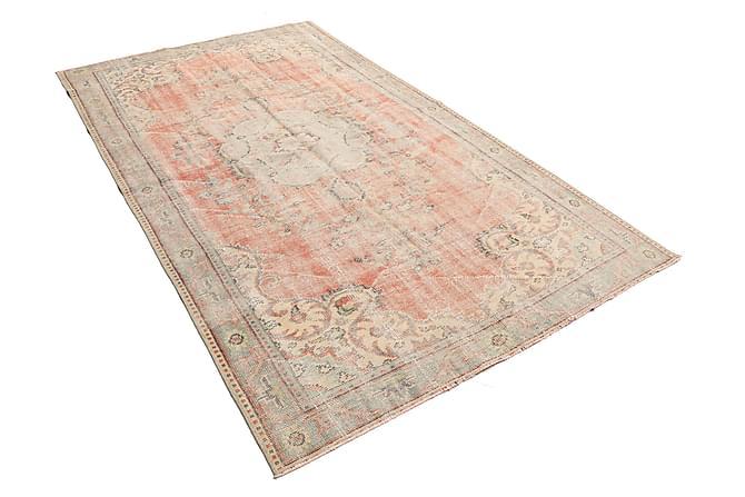 COLORED VINTAGE Patchworkmatta 167x280 Stor Flerfärgad - Möbler & Inredning - Mattor - Patchwork mattor