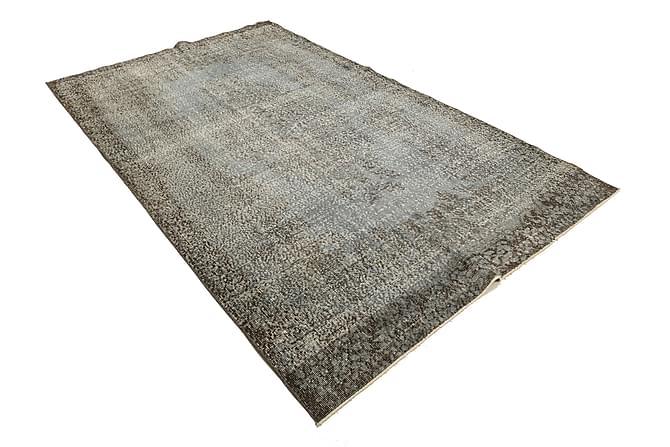 COLORED VINTAGE Patchworkmatta 167x290 Stor Grå - Inomhus - Mattor - Patchwork mattor
