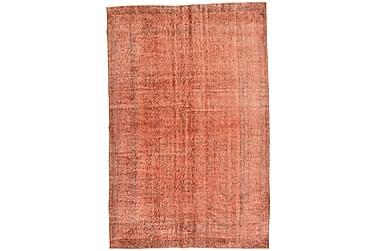 COLORED VINTAGE Patchworkmatta 169x258 Stor Brun