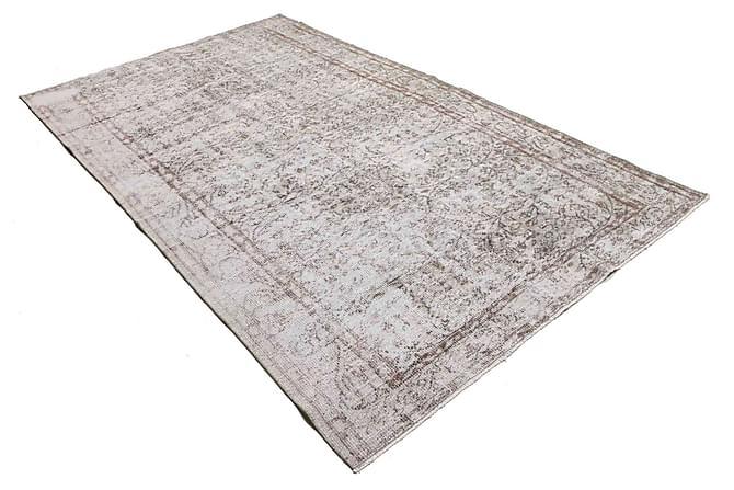 COLORED VINTAGE Patchworkmatta 173x270 Stor Beige/Grå - Möbler & Inredning - Mattor - Patchwork mattor