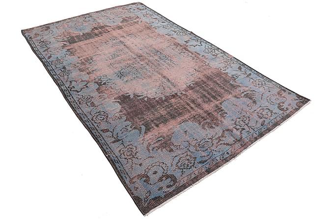 COLORED VINTAGE Patchworkmatta 174x269 Stor Röd - Inomhus - Mattor - Patchwork mattor