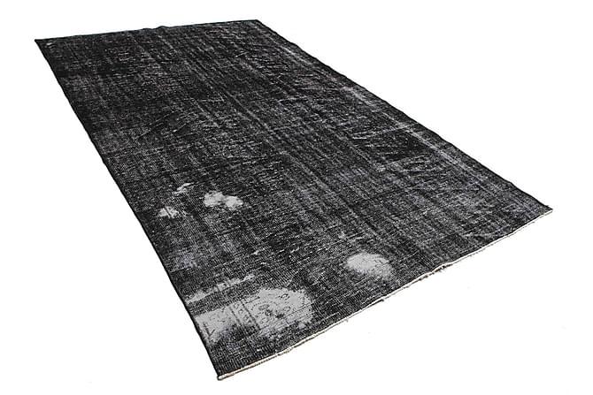 COLORED VINTAGE Patchworkmatta 179x304 Stor Grå - Inomhus - Mattor - Patchwork mattor