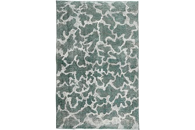 COLORED VINTAGE Patchworkmatta 180x285 Stor Blå/Grå - Inomhus - Mattor - Patchwork mattor