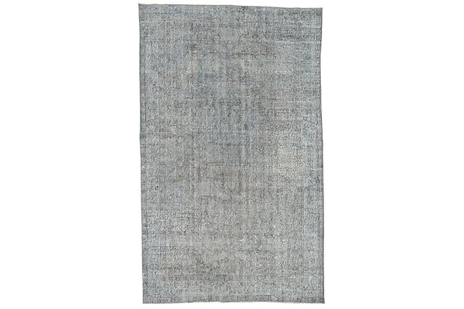 COLORED VINTAGE Patchworkmatta 181x297 Stor Grå - Inomhus - Mattor - Patchwork mattor