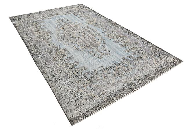 COLORED VINTAGE Patchworkmatta 186x300 Stor Grå - Möbler & Inredning - Mattor - Patchwork mattor