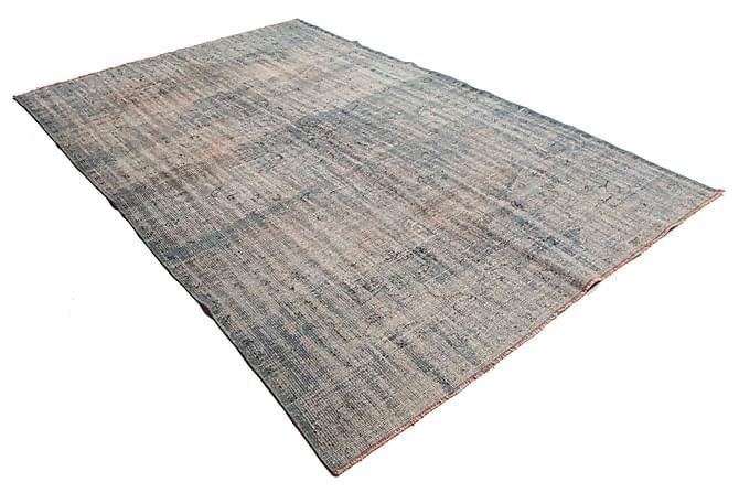 COLORED VINTAGE Patchworkmatta 194x297 Stor Beige/Grå - Möbler & Inredning - Mattor - Patchwork mattor
