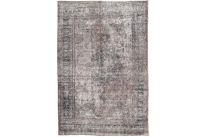 COLORED VINTAGE Patchworkmatta 199x296 Stor Grå - Inomhus - Mattor - Patchwork mattor