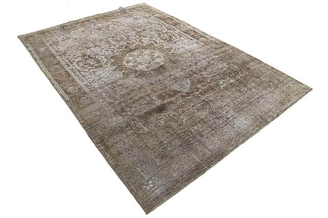 COLORED VINTAGE Patchworkmatta 202x285 Stor Beige/Grå - Möbler & Inredning - Mattor - Patchwork mattor