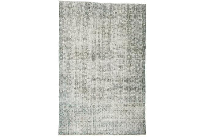 COLORED VINTAGE Patchworkmatta 203x305 Stor Grå - Inomhus - Mattor - Patchwork mattor