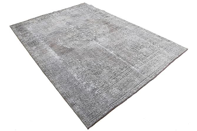 COLORED VINTAGE Patchworkmatta 205x292 Stor Grå - Möbler & Inredning - Mattor - Patchwork mattor