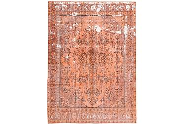 COLORED VINTAGE Patchworkmatta 235x330 Stor Orange