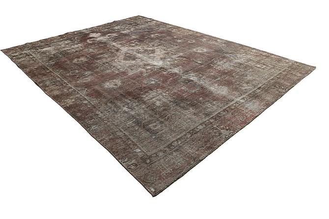 COLORED VINTAGE Patchworkmatta 269x364 Stor Grå - Inomhus - Mattor - Patchwork mattor