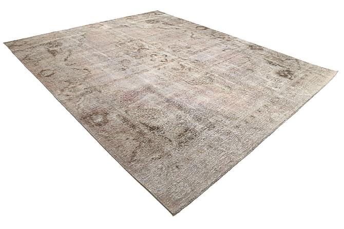 COLORED VINTAGE Patchworkmatta 270x341 Stor Grå - Inomhus - Mattor - Patchwork mattor