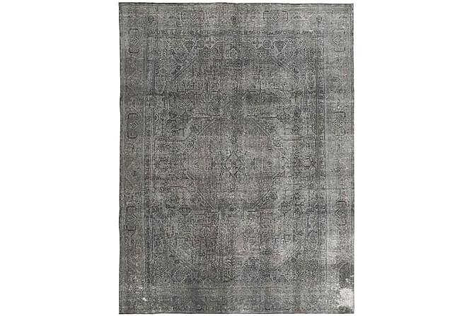 COLORED VINTAGE Patchworkmatta 272x365 Stor Grå - Möbler & Inredning - Mattor - Patchwork mattor