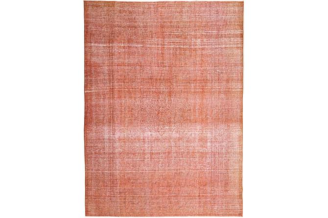 COLORED VINTAGE Patchworkmatta 288x390 Stor Röd - Möbler & Inredning - Mattor - Patchwork mattor