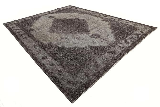 COLORED VINTAGE Patchworkmatta 293x373 Stor Grå - Möbler & Inredning - Mattor - Patchwork mattor