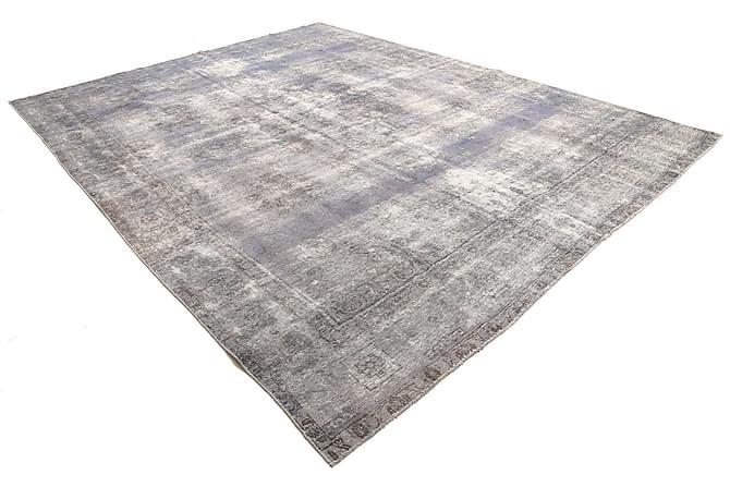 COLORED VINTAGE Patchworkmatta 293x383 Stor Grå - Möbler & Inredning - Mattor - Patchwork mattor