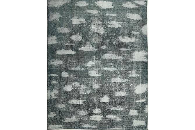 COLORED VINTAGE Patchworkmatta 297x387 Stor Grå - Inomhus - Mattor - Patchwork mattor