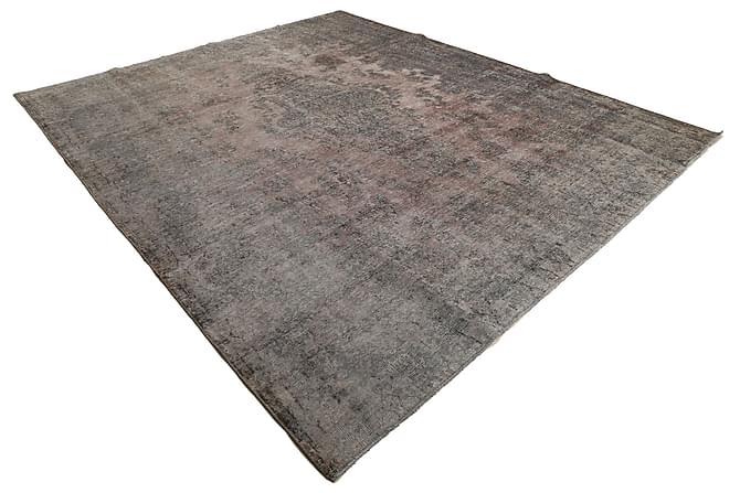 COLORED VINTAGE Patchworkmatta 298x360 Stor Beige/Grå - Inomhus - Mattor - Patchwork mattor