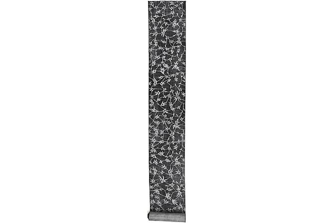 COLORED VINTAGE Patchworkmatta 70x805 Stor Svart/Grå - Möbler & Inredning - Mattor - Patchwork mattor