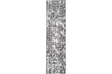 COLORED VINTAGE Patchworkmatta 77x300 Stor Grå