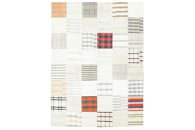 KELIM Patchworkmatta 170x231 Stor Flerfärgad - Möbler & Inredning - Mattor - Patchwork mattor