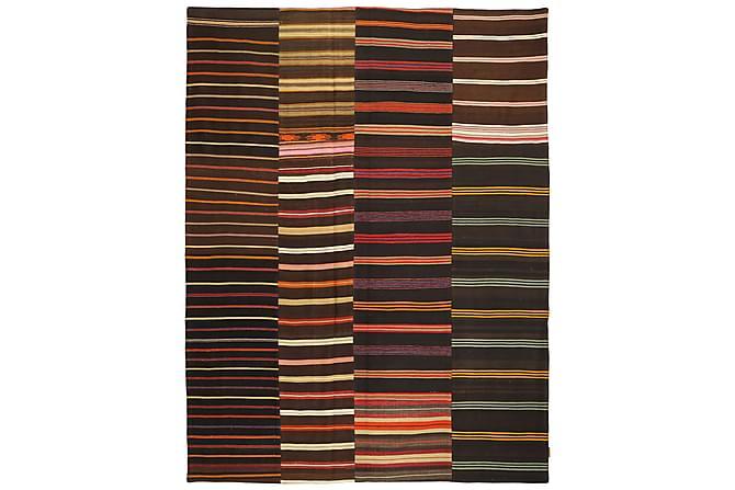 KELIM Patchworkmatta 233x307 Stor Flerfärgad - Möbler & Inredning - Mattor - Patchwork mattor