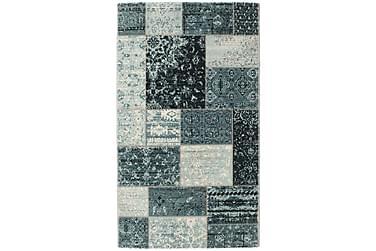 SYDNEY Patchworkmatta 100x160 Flerfärgad