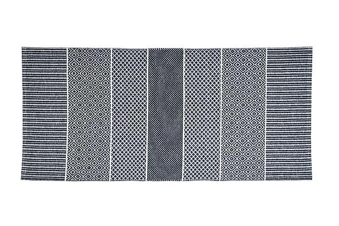 ALFIE Plastmatta 200x250 Vändbar PVC Blå - Inomhus - Mattor - Plastmattor