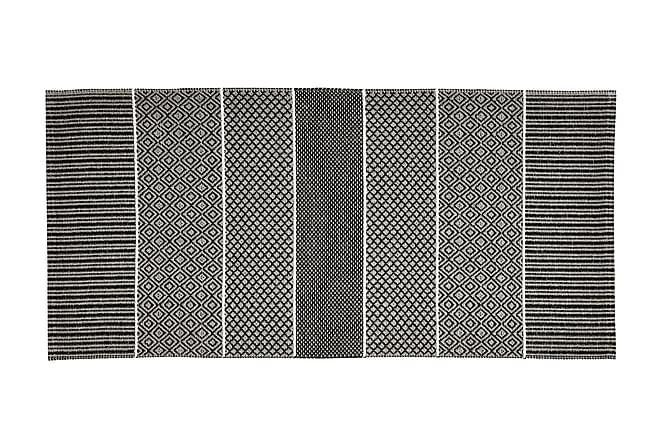 ALFIE Plastmatta 200x300 Vändbar PVC Grafit - Inomhus - Mattor - Plastmattor