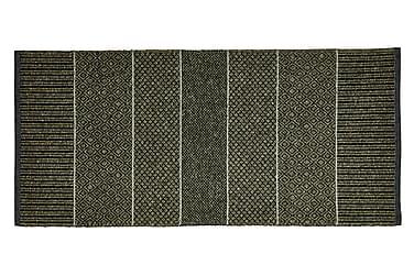 ALICE Matta Mix 70x100 PVC/Bomull/Polyester Oliv