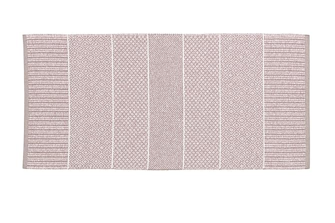 ALICE Matta Mix 70x350 PVC/Bomull/Polyester Rosa - Inomhus - Mattor - Plastmattor