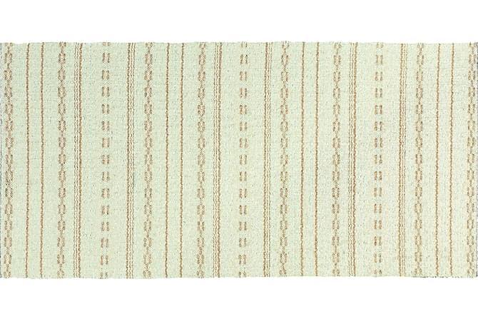 ASTA Matta Mix 70x180 PVC/Bomull/Polyester Vit - Inomhus - Mattor - Plastmattor
