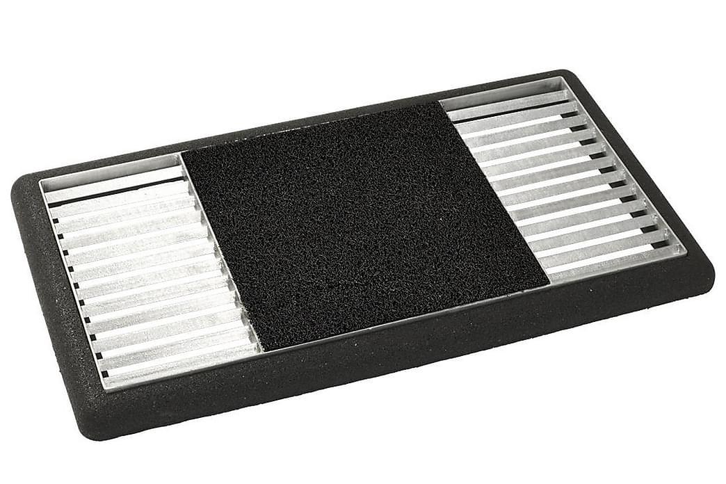 DONIS Entrégaller 40x80 Svart - Möbler & Inredning - Mattor - Plastmattor