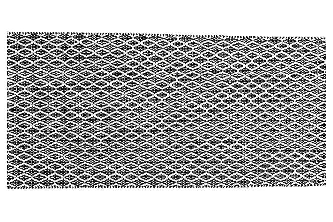 EYE Plastmatta 70x150 Vändbar PVC Svart - Inomhus - Mattor - Plastmattor
