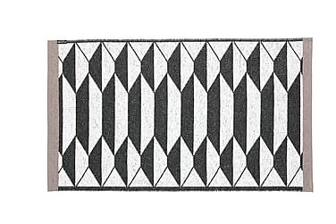 Floow B&W Urd Plastmatta 150x210 Vändbar PVC