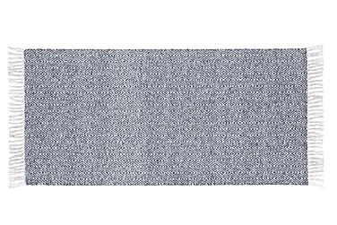 GOOSE Matta Mix 70x350 PVC/Bomull/Polyester Blå