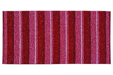 LIV Matta Mix 70x260 PVC/Bomull/Polyester Röd