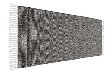 MAJA Matta Mix 70x200 PVC/Bomull/Polyester Grafit