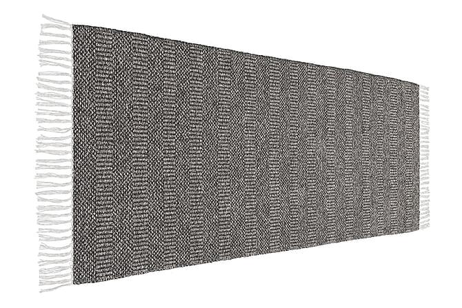 MAJA Matta Mix 70x200 PVC/Bomull/Polyester Grafit - Inomhus - Mattor - Plastmattor