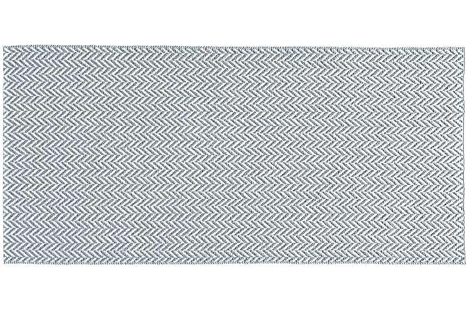 OLA Plastmatta 200x200 Vändbar PVC Blå - Inomhus - Mattor - Plastmattor
