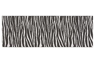 Plastic Zebra Black