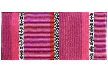 SAVANNE Plastmatta 70x150 Vändbar PVC Rosa