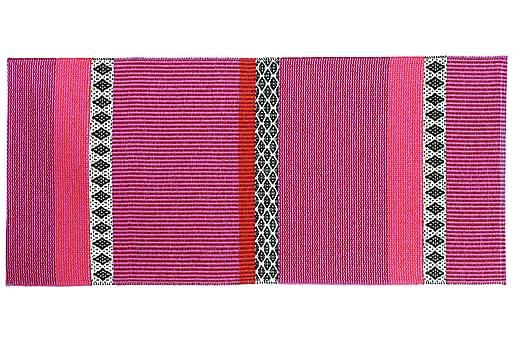 SAVANNE Plastmatta 70x300 Vändbar PVC Rosa, Plastmattor