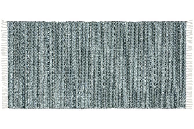 SVEA Matta Mix 200x300 PVC/Bomull/Polyester Grön - Inomhus - Mattor - Plastmattor