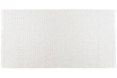 UNI Matta Mix 150x180 PVC/Bomull/Polyester Vit