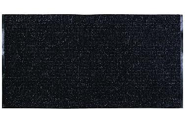 UNI Matta Mix 70x380 PVC/Bomull/Polyester Svart